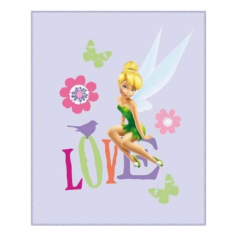 Gyermek fleece pléd 110x140 cm - Fairies Love - NAAU HU 7668ce2050