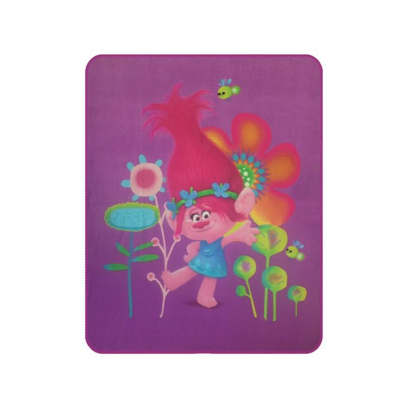 Gyermek fleece pléd 110x140 cm - Trollok eda010f67e