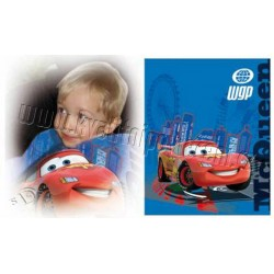 Gyermek fleece pléd 120x150 cm - Cars 2