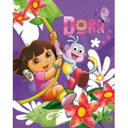 Gyermek fleece pléd 120x150 cm - Dora