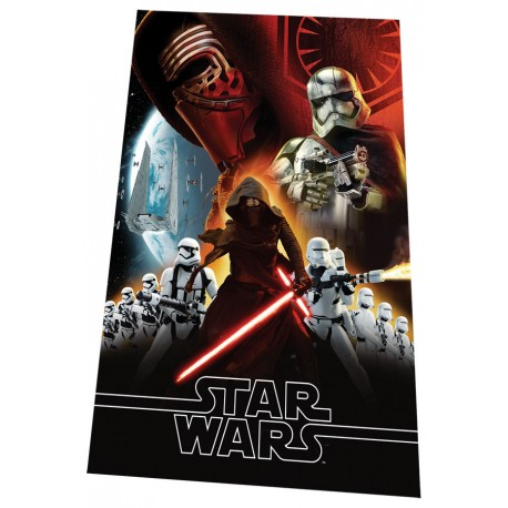 Gyermek fleece pléd 100x150 cm - Star Wars VII - NAAU HU 6d62e6a36b