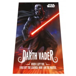 Gyermek fleece pléd 100x150 cm - Star Wars Darth Vader