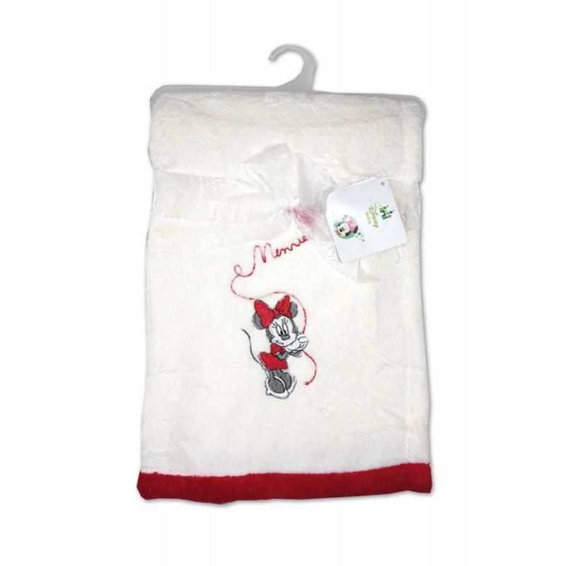 Gyermek micropolar fleece pléd 76x102 cm - Minnie - NAAU HU 5b3b64f2a2