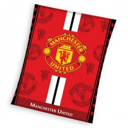Fleece pléd 130x170 cm - Manchester United I