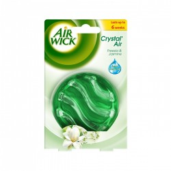 Air Wick Crystal Air - Fehér frézia, 5,21g