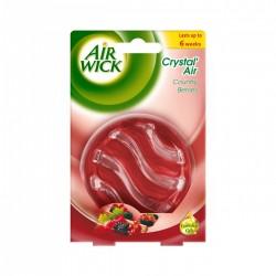 Air Wick Crystal Air - Erdei gyümölcsök, 5,21g