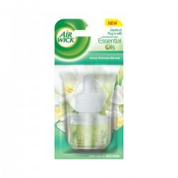 Air Wick folyékony utántöltő elektromos légfrissítőbe - Frézia fehér virágai