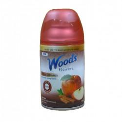 Woods Flowers utántöltő Air Wick légfrissítőbe - Alma és fahéj