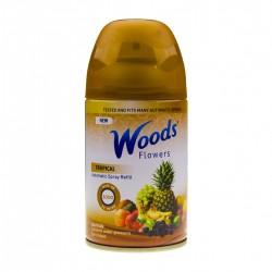 Woods Flowers utántöltő Air Wick légfrissítőbe - Trópusi gyümölcsök