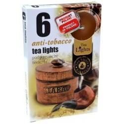 Illatos teamécsesek (6db) - Antitobacco