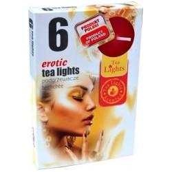 Illatos teamécsesek (6db) - Erotika