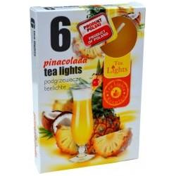 Admit illatos teamécsesek - 6 db - Pinacolada