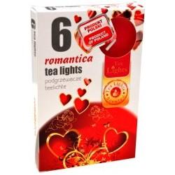 Illatos teamécsesek (6db) - Romantika