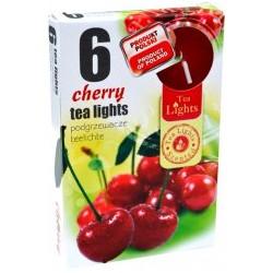 Admit illatos teamécsesek - 6 db - cseresznye
