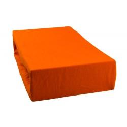 Jersey lepedő - Világos narancssárga