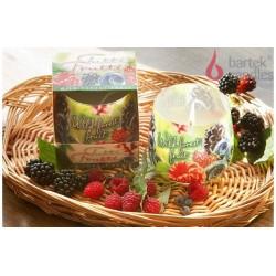 Illatos gyertya üvegben - TuttiFrutti Vadon termő bogyósok 100g