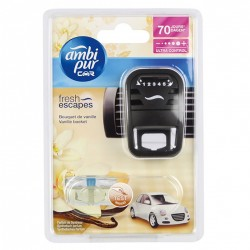 Ambi pur Car Complete 7ml - Moonlight vanilla