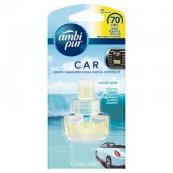 Ambi pur Car Complete 7ml - Ocean Mist, utántöltő