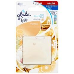 Glade Discreet utántöltő 8 g - Vanília