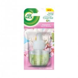 Air Wick folyékony utántöltő elektromos légfrissítőbe - Magnólia és cseresznyevirágok