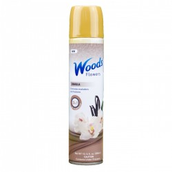 Woods Flowers Aeroszolos spray - Vanília, 300ml