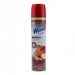 Woods Flowers Aeroszolos spray - Alma és fahéj, 300ml
