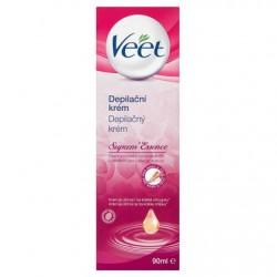 Veet® Suprem' Essence szőrtelenítő krém, 90ml
