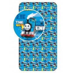 Gyermek lepedő (90x200) - Thomas a gőzmozdony