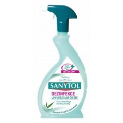 Sanytol fertőtlenítő univerzális tisztító spray eukaliptusz illattal, 500 ml