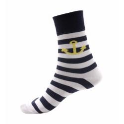 Unisex zokni - Crazy horgony