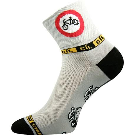 Unisex zokni - Kerékpár