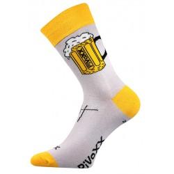 Voxx unisex zokni - sör 1