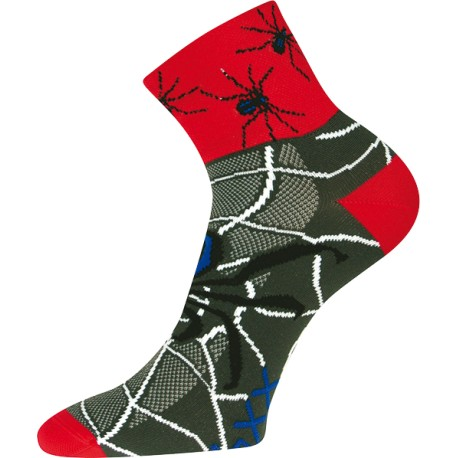 Unisex zokni - Pók