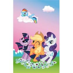 Gyermek törölköző 30x50cm - My Little Pony