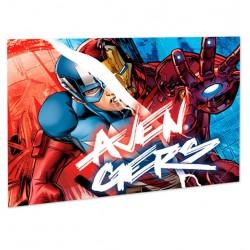 Gyermek törölköző 30x40cm - Avengers