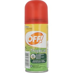 Off Tropical - spray, 100ml