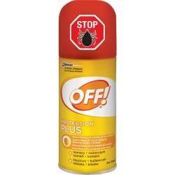 Off Protection Plus - Gyorsan száradó rovarriasztó spray, 100ml