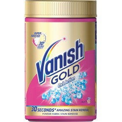 Vanish Gold Oxi Action - folteltávolító por, 625g