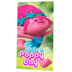 Fürdőlepedő Micro - Trollok Poppy