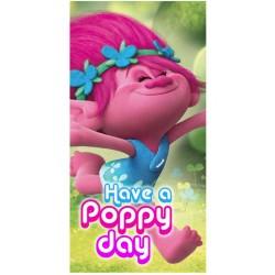 Fürdőlepedő - Trollok Poppy