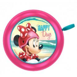 Bicikli csengő - Minnie Mouse, fém