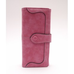 Női pénztárca - rózsaszín