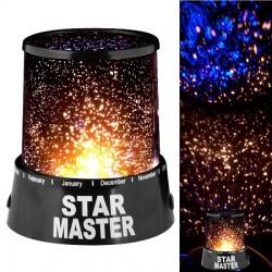 Éjszakai égbolt csillagos Master