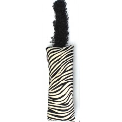 Interaktív macska játék - zebra minta