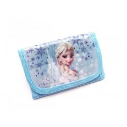 Gyerek pénztárca - Elsa, világoskék