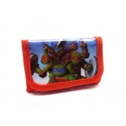 Gyerek pénztárca - Ninja teknősök