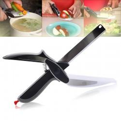 Clever Cutter® - forradalmi kés és vágódeszka 2in1