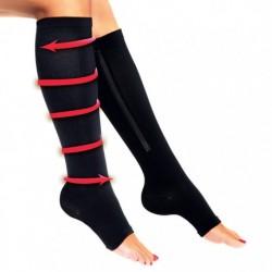 Kompressziós zokni Zip Sox, méret L/XL
