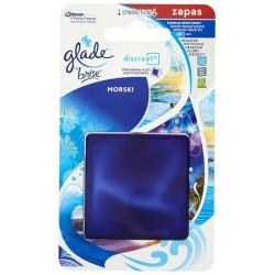 Glade Discreet utántöltő - Tenger 8 g