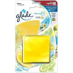 Glade Discreet utántöltő 8 g - Üde citrus